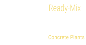 269 ready-mix concrete plants