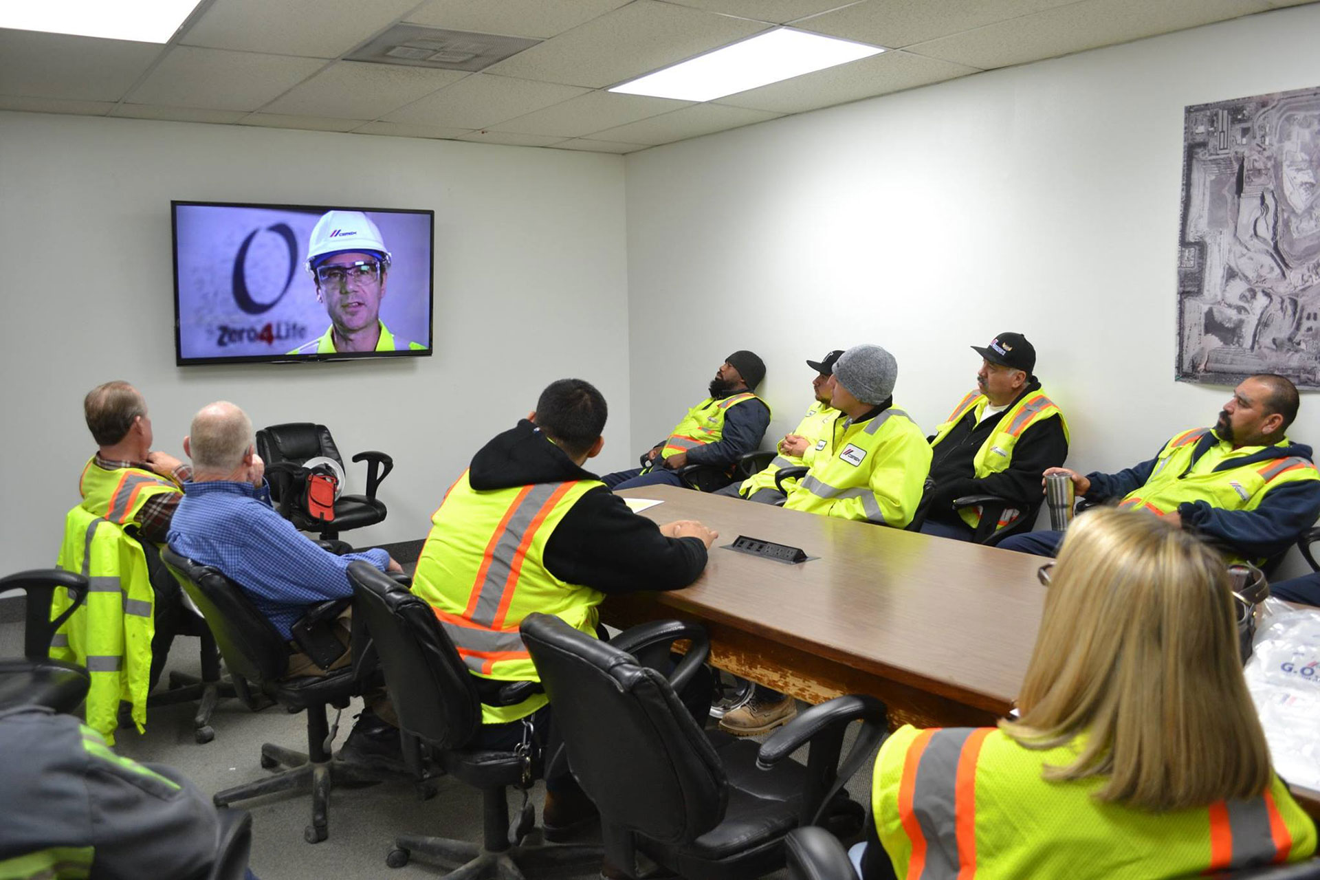 Safety Leaders Sharpen Skills at CEMEX Health & Safety Academy