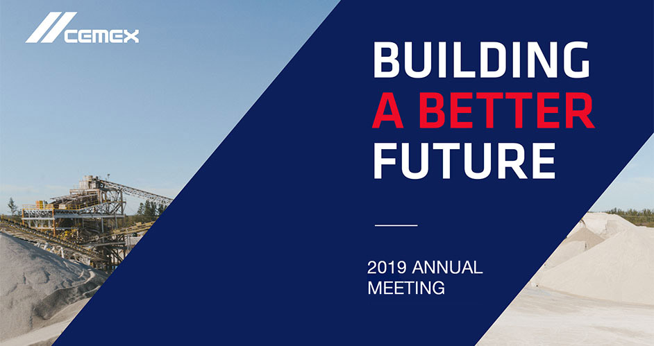 Building a Better Future - 2018 Annual Meeting