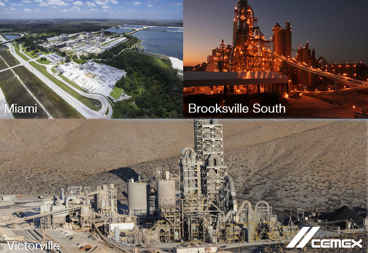 3 CEMEX USA Cement Plants Earn Repeat Honors from EPA ENERGY